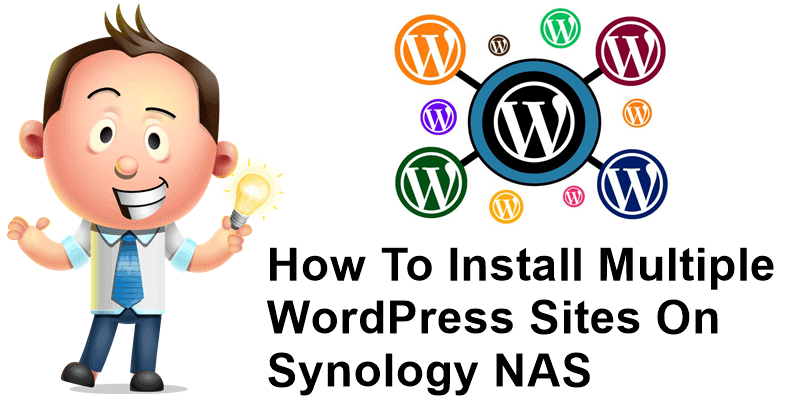 How To Install Multiple WordPress Sites On Synology NAS