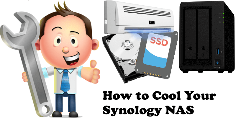 How to Cool Your Synology NAS