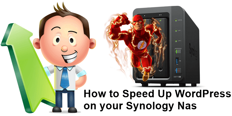 How to Speed Up WordPress on Synology NAS