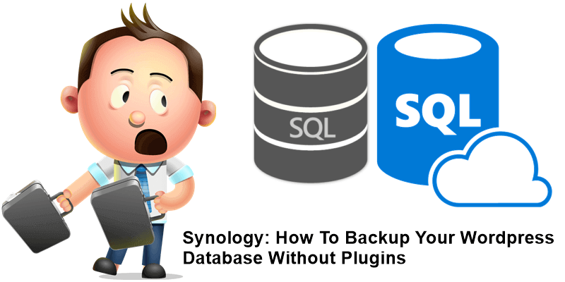 Synology-How-To-Backup-Your-Wordpress-Database-Without-Plugins