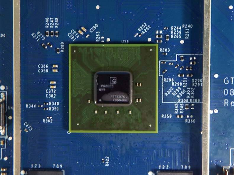 synology router cpu inside model rt2600ac