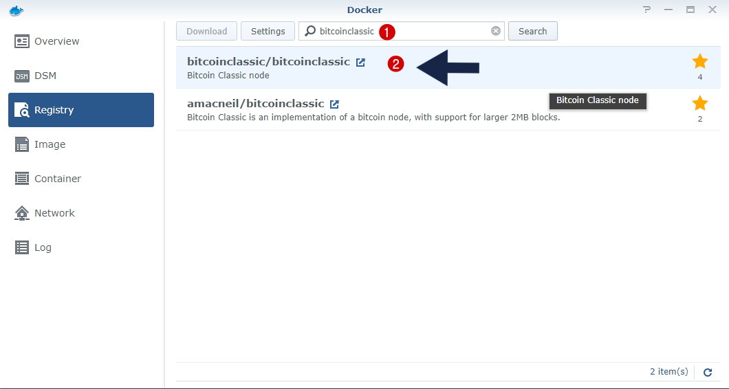 2 bitcoin guide synology