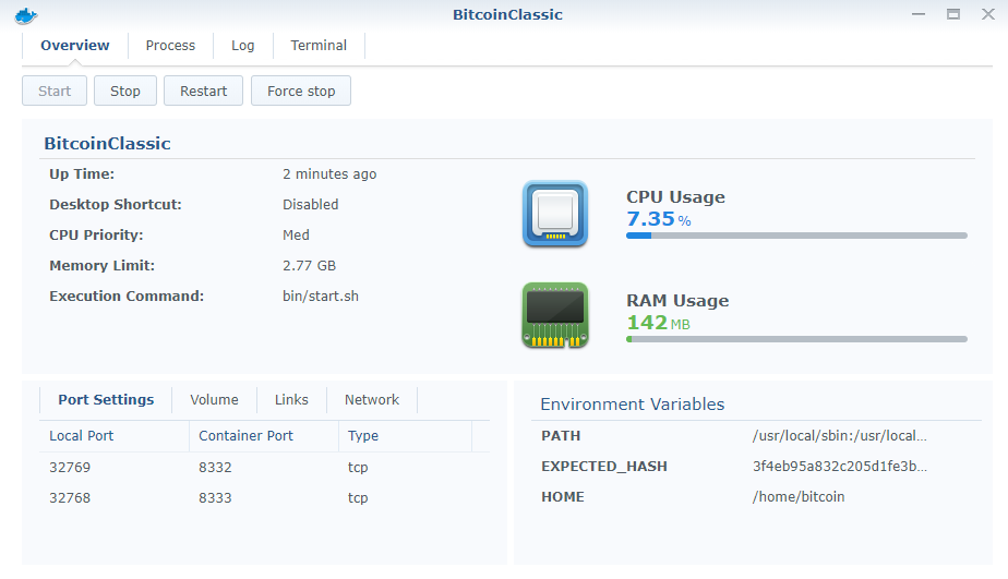 7 bitcoin guide synology