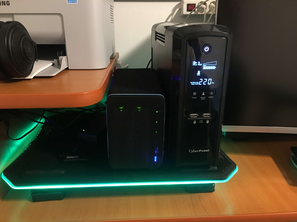 CYBERPOWER Gaming UPS 1500VA900W Home hosting online