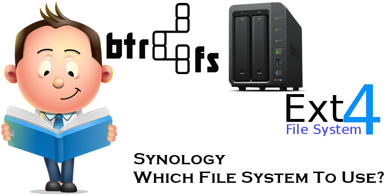 Synology-EXT4-vs-BTRFS