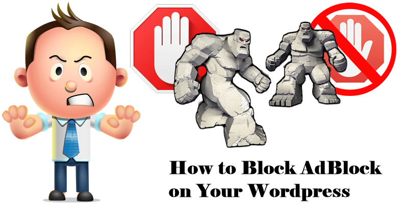 How to Block AdBlock on your WordPress