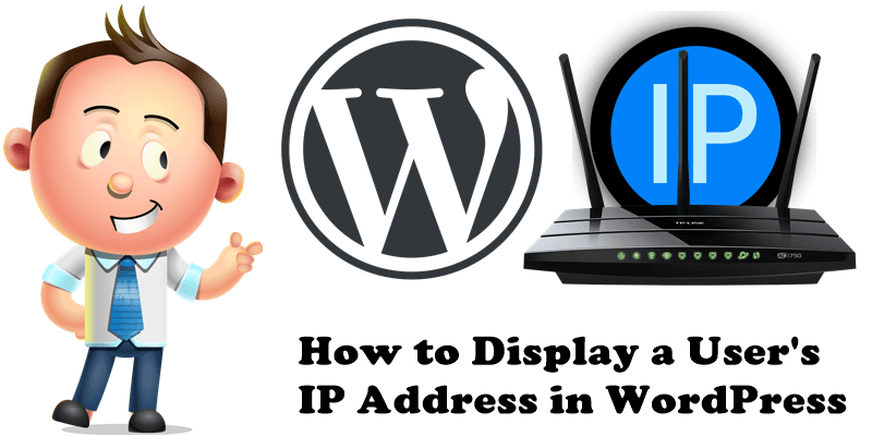 How to Display a User's IP Address in WordPress