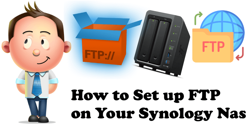 How to Set up FTP on Your Synology Nas
