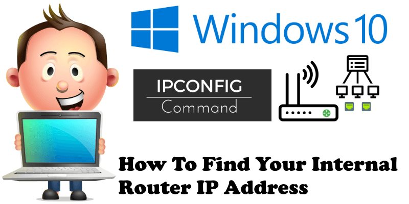 How To Find Your Internal Router IP Address