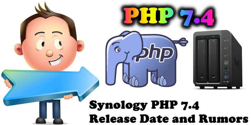 Synology PHP 7.4 Release Date and Rumors