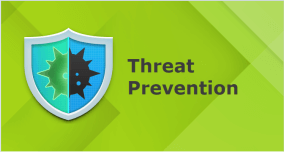 Threat prevention synology