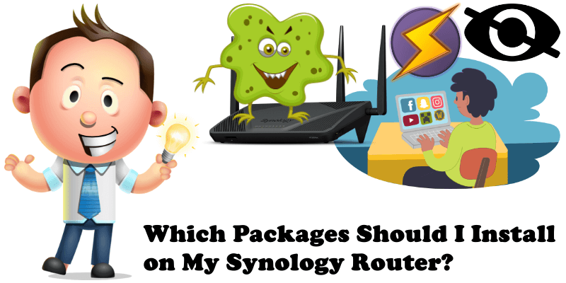 Which Packages Should I Install on My Synology Router