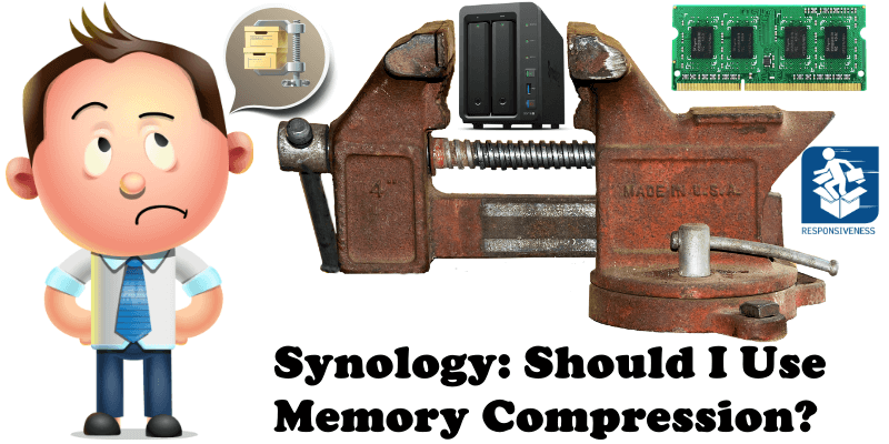 Synology Should I Use Memory Compression