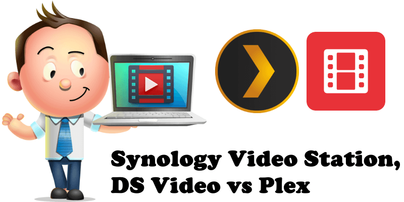 Synology Video Station, DS Video vs Plex