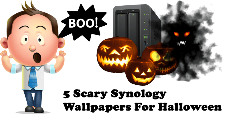 5 Scary Synology Wallpapers For Halloween