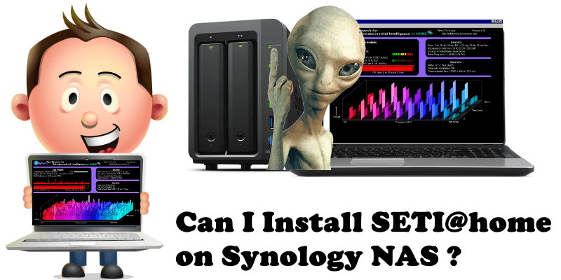 Can I Install SETI@home on Synology NAS