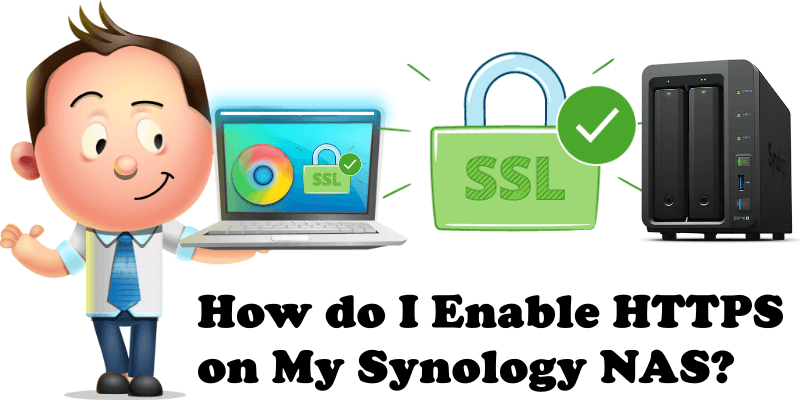 How do I Enable HTTPS on My Synology NAS