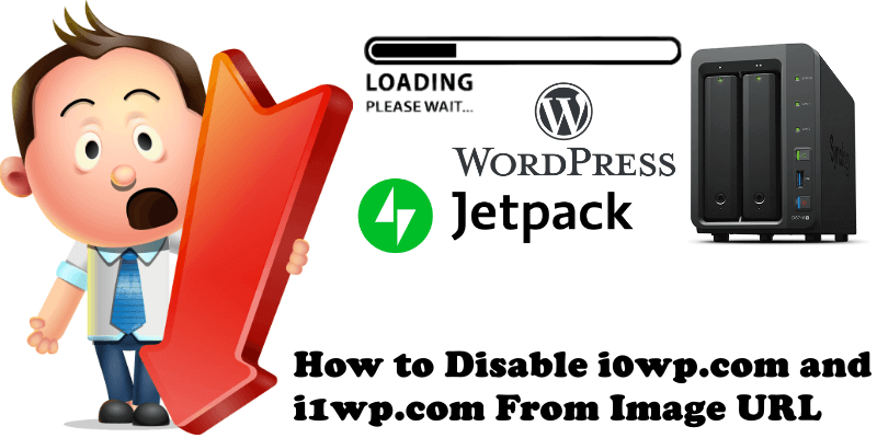 How to Disable i0.wp.com and i1.wp.com From Image URL