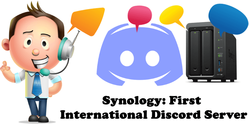 Synology First International Discord Server