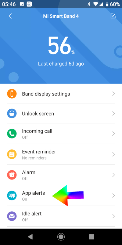 3 xiaomi mi band 4 synology DS audio