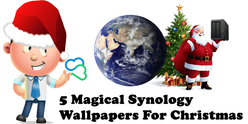 5 Magical Synology Wallpapers For Christmas