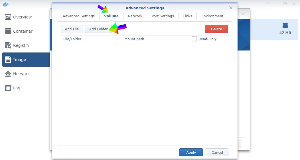7 AdGuard Synology Docker