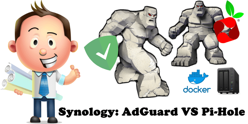Synology AdGuard VS Pi-Hole