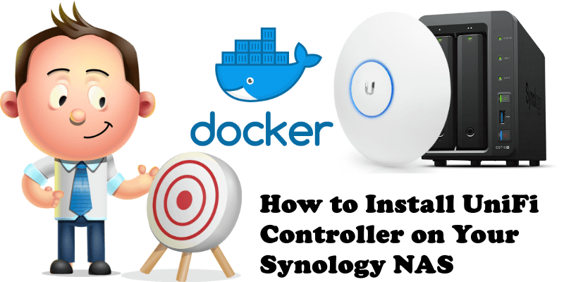 How to Install UniFi Controller on Your Synology NAS