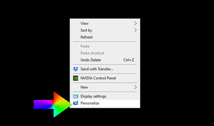 network icon windows 10 desktop