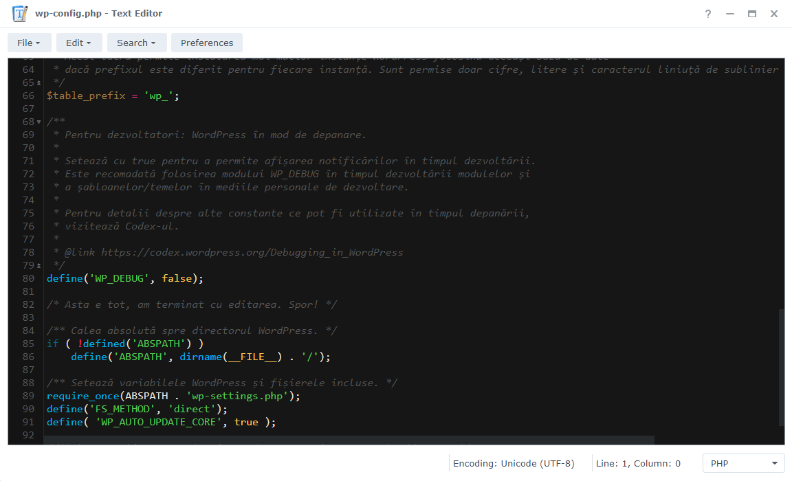 2 Synology DSM 7 Install Text Editor