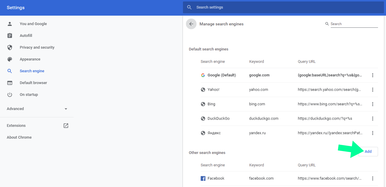 14 Whoogle Chrome Synology Docker