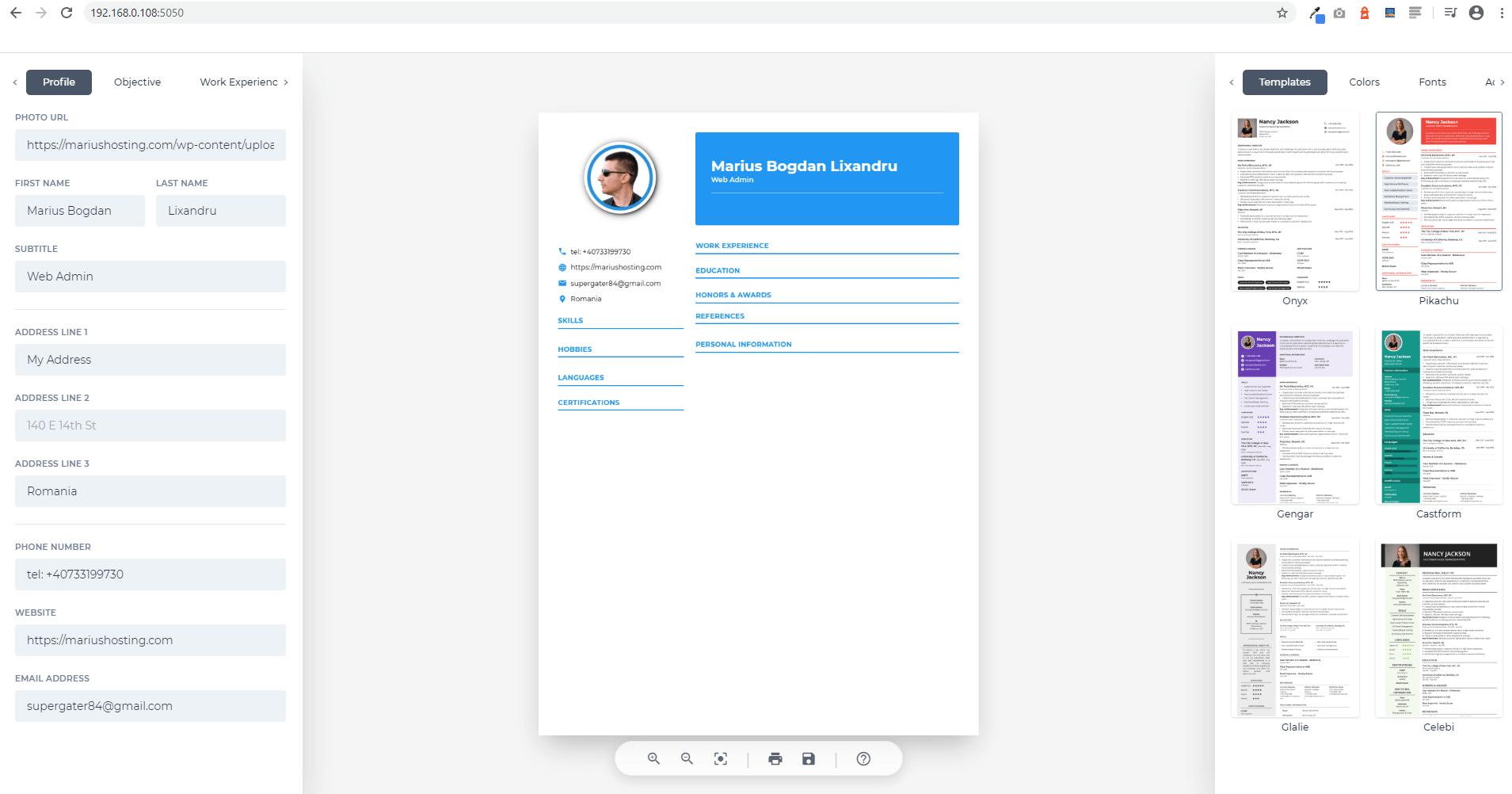 9 Reactive resume
