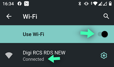 Android Wi-Fi Connection Troubleshooting