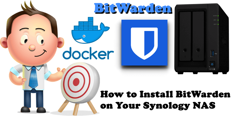 How to Install BitWarden on Your Synology NAS