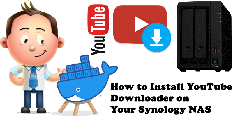 How to Install YouTube Downloader on Your Synology NAS