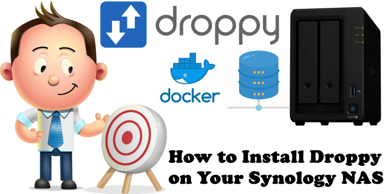 How to Install Droppy on Your Synology NAS