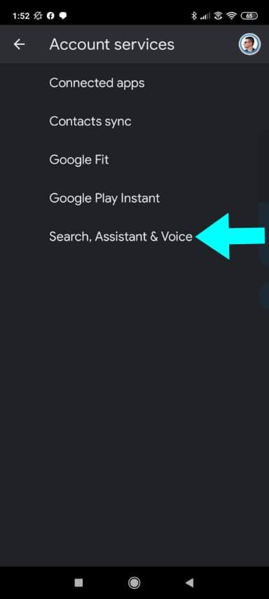 Step 3 Google assistant