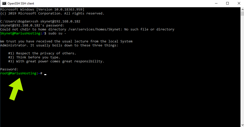 10 Portainer Synology Command Prompt
