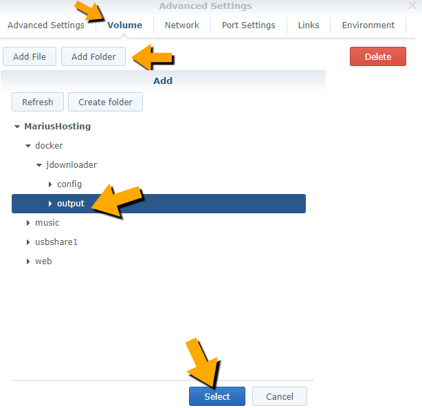 9.2 Synology JDownloader