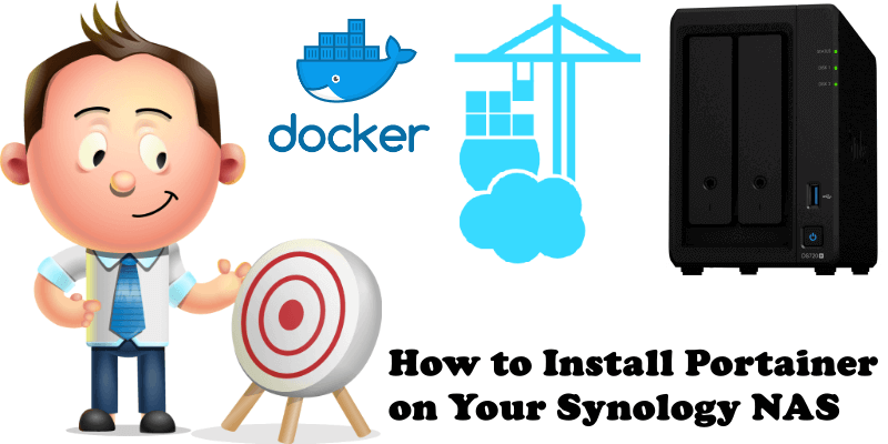 How to Install Portainer on Your Synology NAS