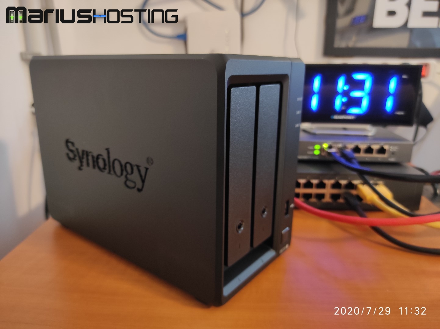 Synology NAS DS720+ Review 3