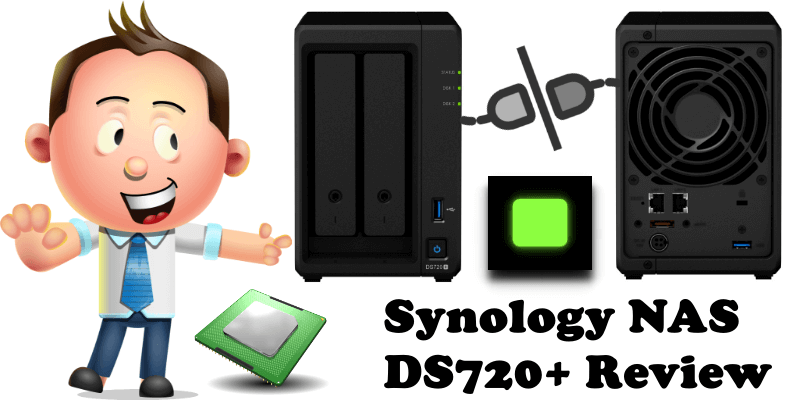 Synology NAS DS720+ Review