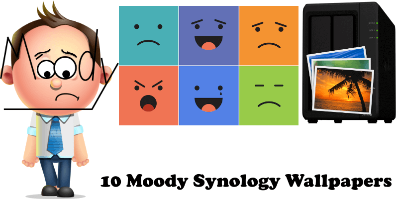 10 Moody Synology Wallpapers