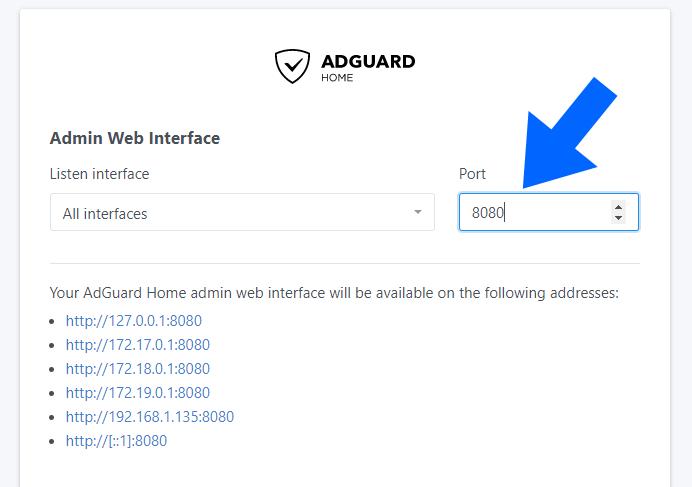 Adguard home Synology NAS Set up 10
