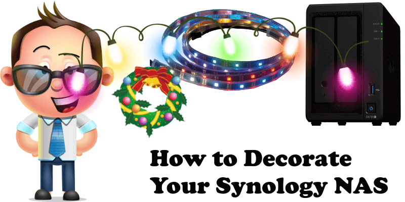 How to Decorate Your Synology NAS