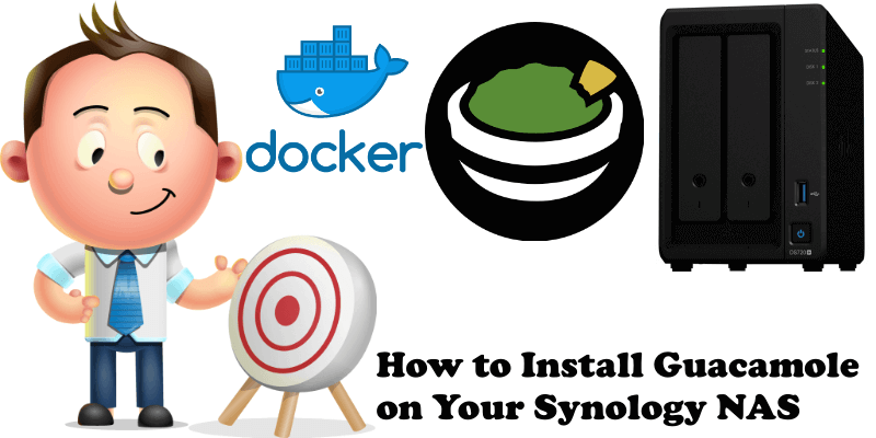 How to Install Guacamole on Your Synology NAS