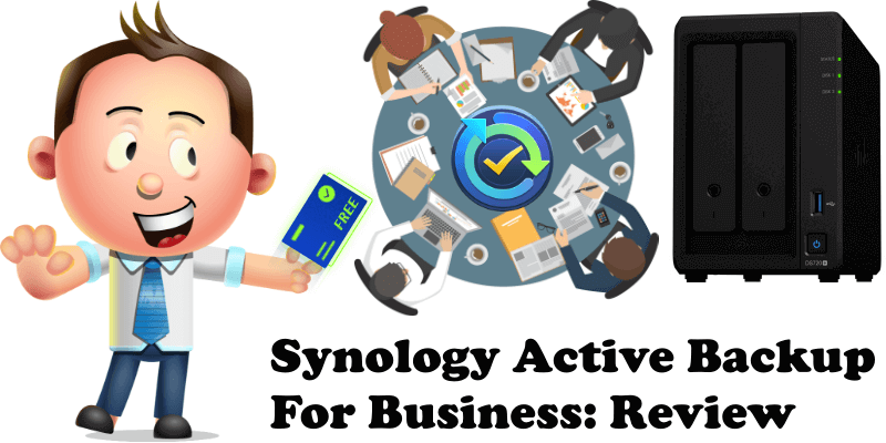 Synology Active Backup For Business Review