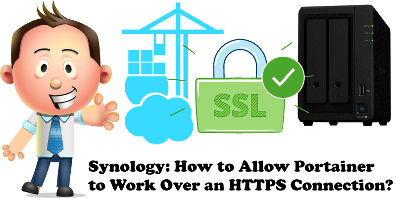 Synology How to Allow Jellyfin to Work Over an HTTPS Connection