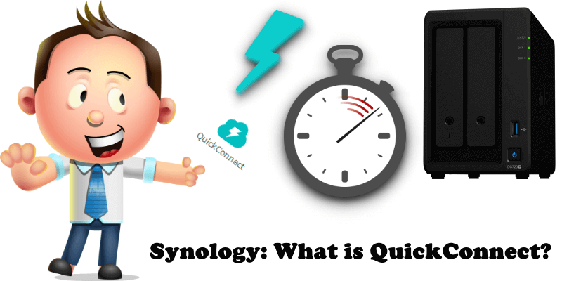 Synology What is QuickConnect