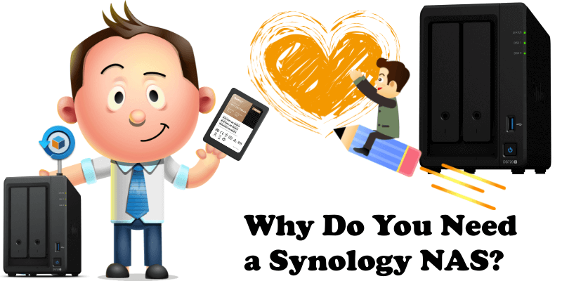 Why Do You Need a Synology NAS